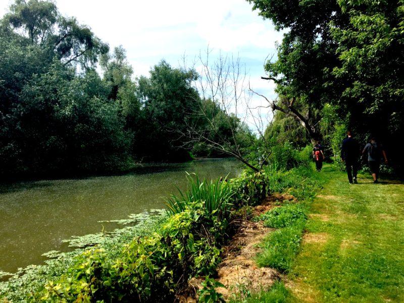 Photo d'un paysage de randonnée à Vernon dans l'Eure